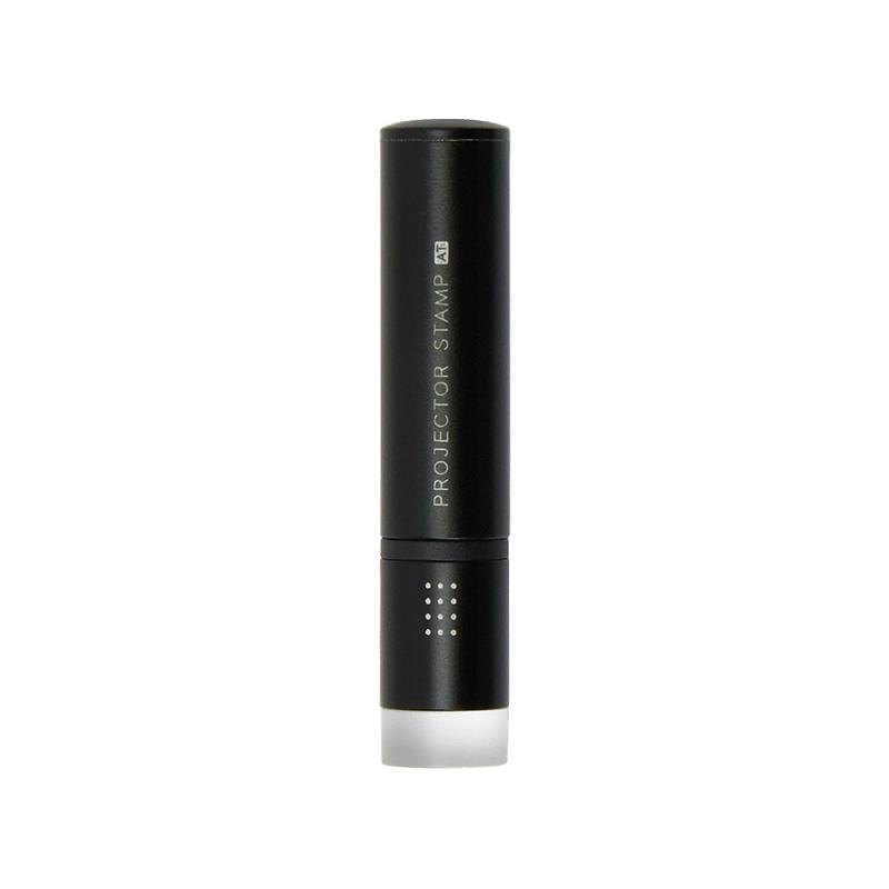 銀行印 プロジェクタースタンプAT ブラック 12.0mm