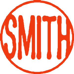 「SMITH」の印面見本
