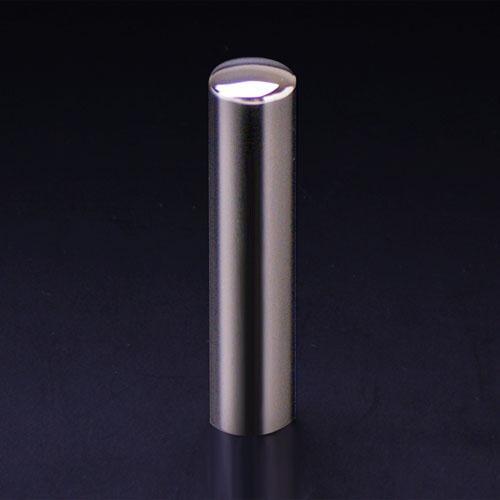 チタン印鑑/実印 プリズム【カラー】 ギャラクシーミラー 13.5mm