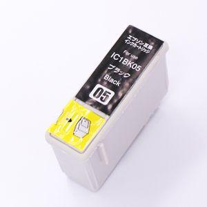 互換インクカートリッジ エプソン(EPSON)互換インク IC1BK05(ブラック)