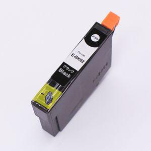 互換インクカートリッジ エプソン(EPSON)互換インク ICBK62(ブラック)