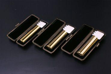 実印・銀行印・認め印セット プレミアムゴールド 実印13.5mm