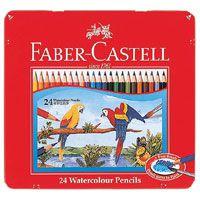 水彩色鉛筆 24色セット